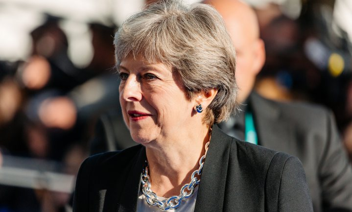 Britse premier May neemt regie over Brexit-onderhandelingen in eigen hand