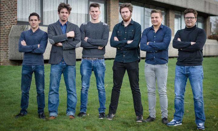 Slimme bijenkorf wint Belgische ondernemersprijs