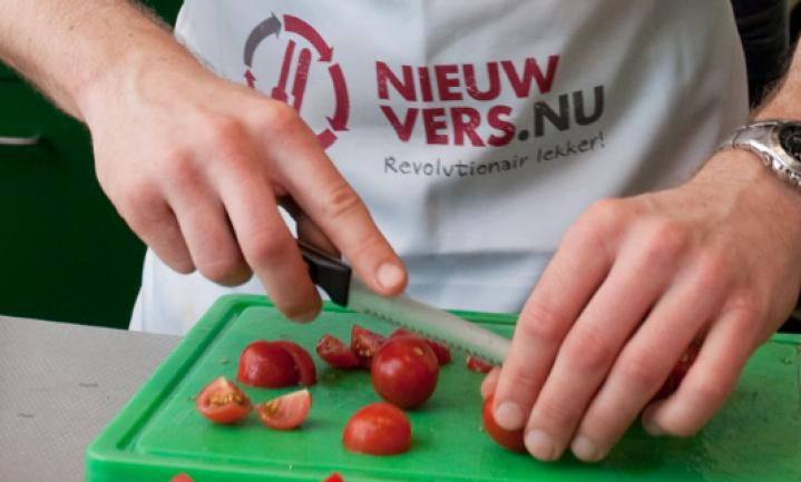 NieuwVers zoekt verwerkte toppers: tomaat