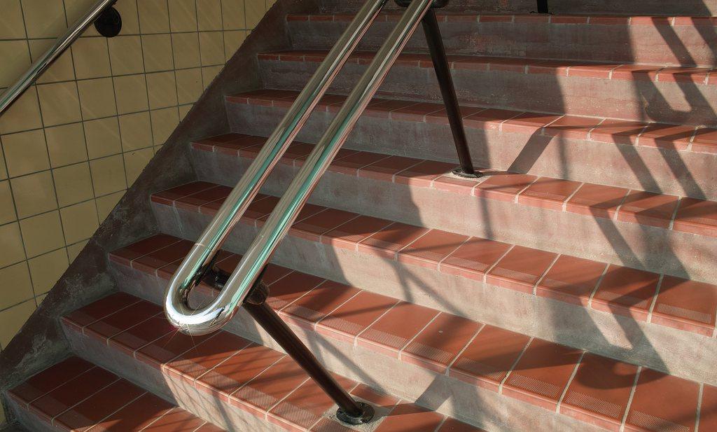 'Tussendoortje? Niet doen en neem de trap!'