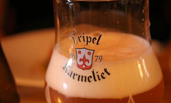 Belg drinkt minder en ander bier