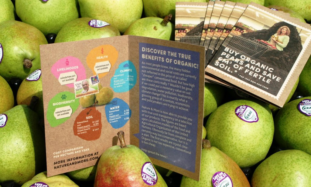 Nature & More geeft consument inzicht in 'true costs'