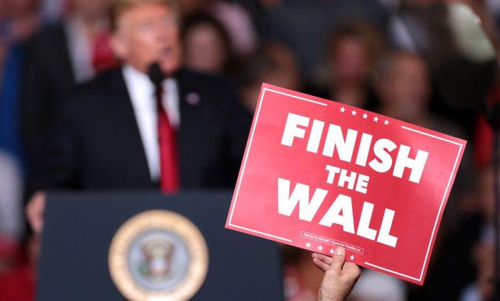 Trump pocht met Mexicaanse agro-deal, Mexico weet van niets