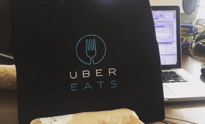 McDonald's start thuisbezorging met UberEats