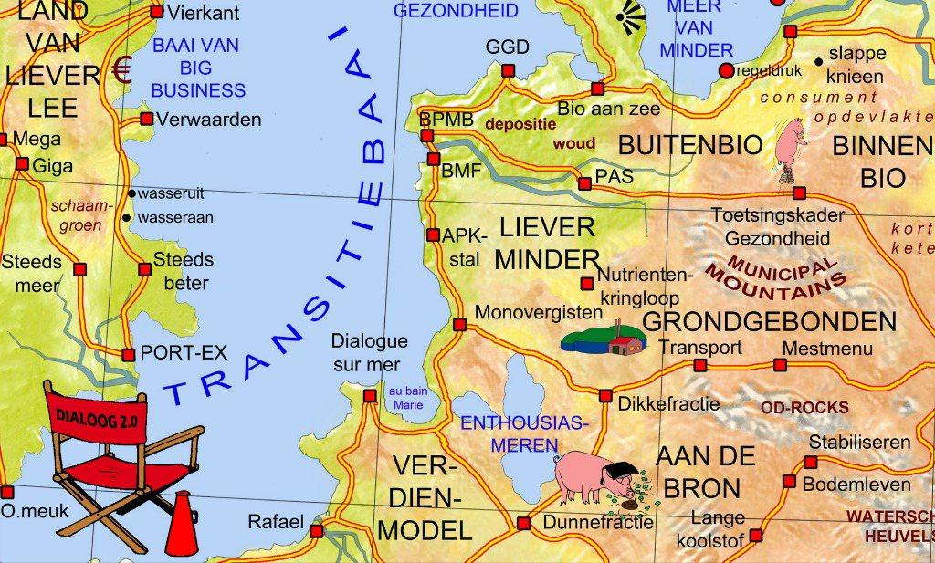 Brabantse mestdialoog schept begin van vertrouwen