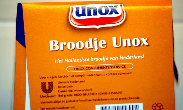 Unilever verkoopt Unox-fabriek aan Zwanenberg