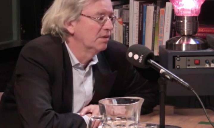 Frank van Berkum: 'we leven in een snoepwinkel'