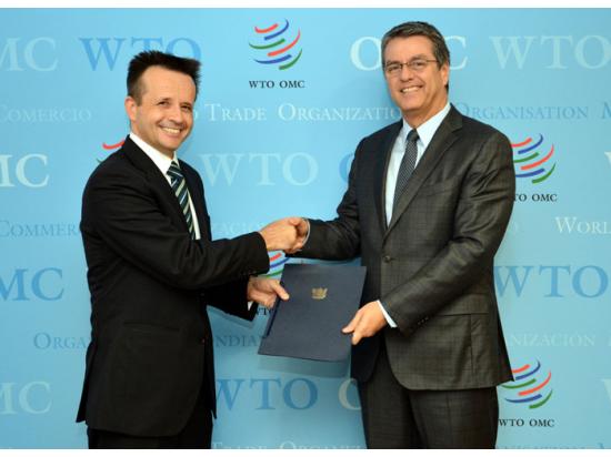WTO verdeeld over landbouwonderhandelaar