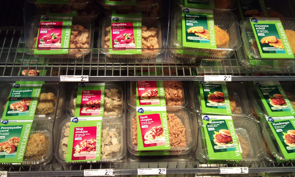 Vooral jonge Duitser eet bewust minder vlees