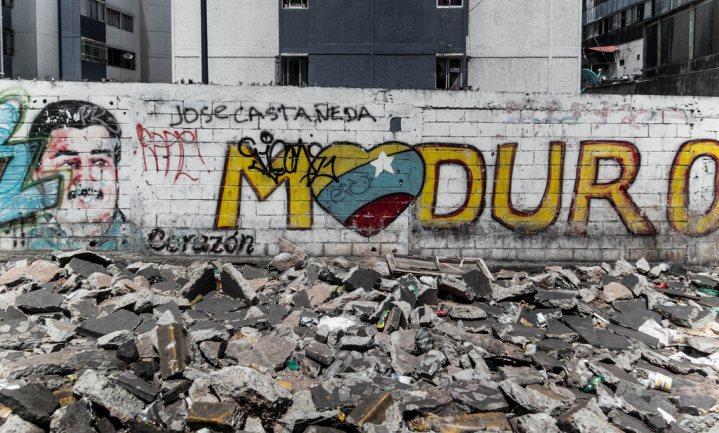 Venezolanen verliezen kilo's door crisis