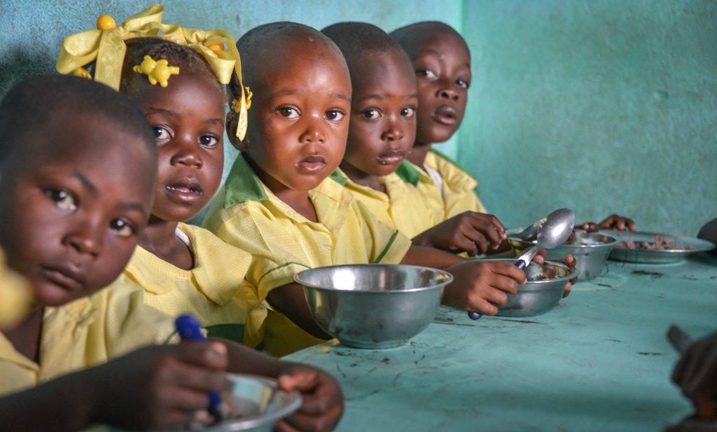 Nog altijd ernstige groeistoornissen bij kinderen door ondervoeding