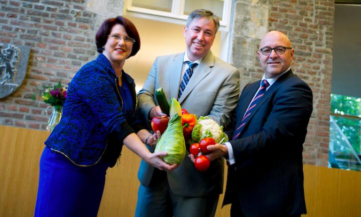 Limburg maakt aanjaagteams voor de tuinbouw