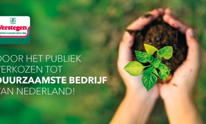 Kruidenbedrijf meldt verkiezing tot duurzaamste bedrijf