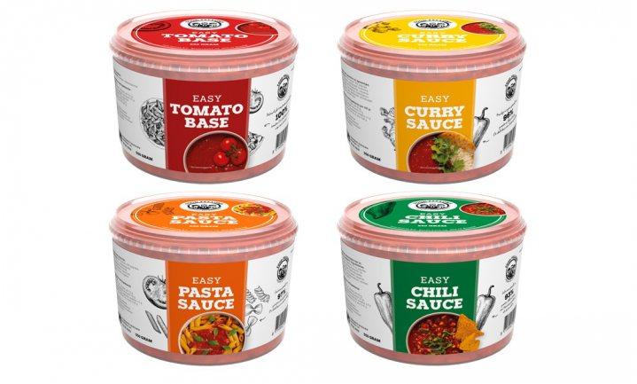 EASY sauzen van Food Fellows: saus van geredde groente
