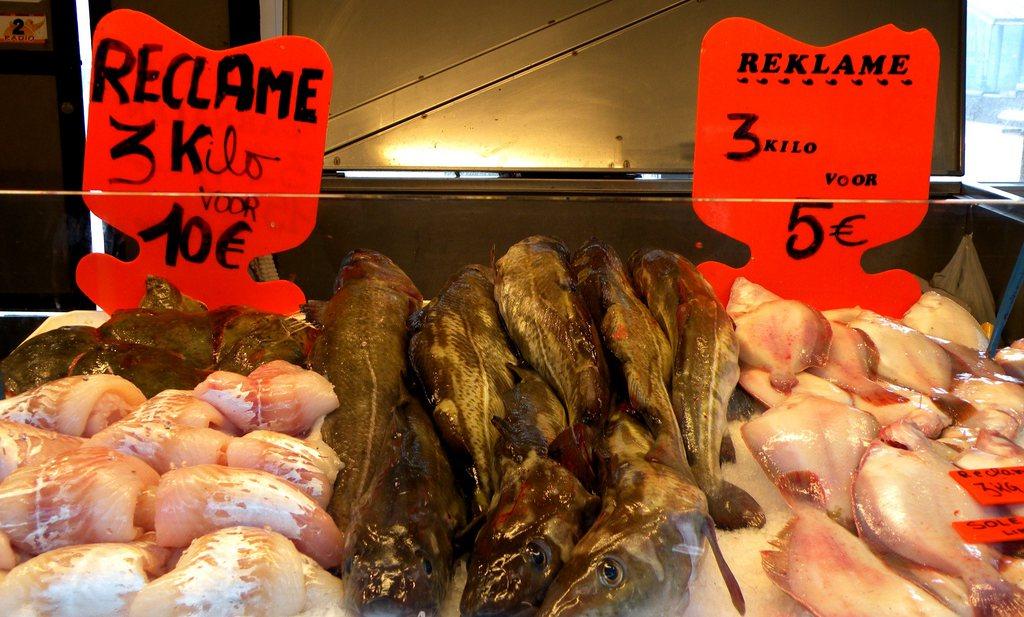 Een derde Brusselse restaurateurs nept klant met vis