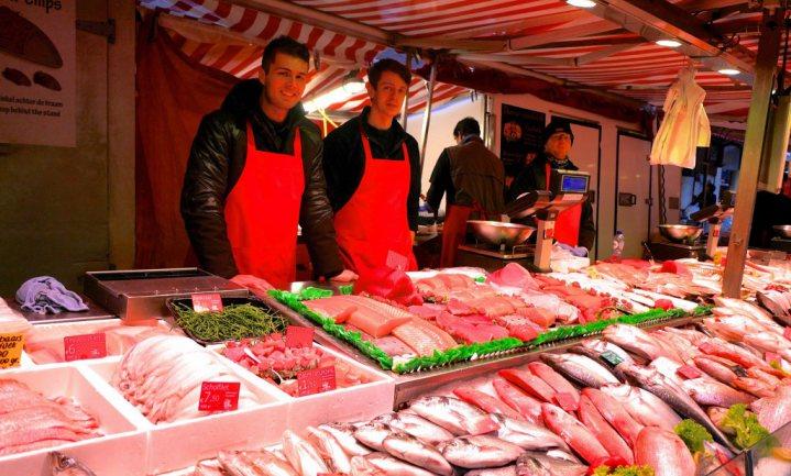 'Vis van marktkraam vaak niet vers'