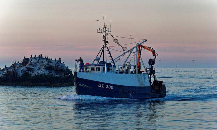 Vissers met petitie naar Brussel tegen aanlandplicht