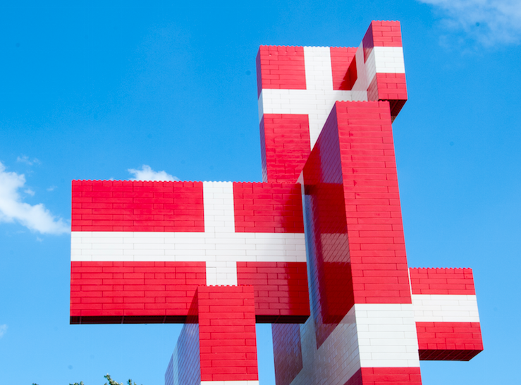Deense melkboeren failliet, Nederlandse verdeeld