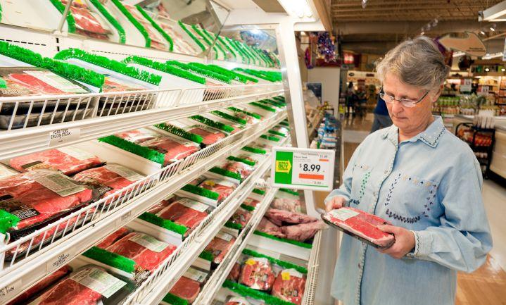 'Vleesverkoop daalt amper door Dagen Zonder Vlees'