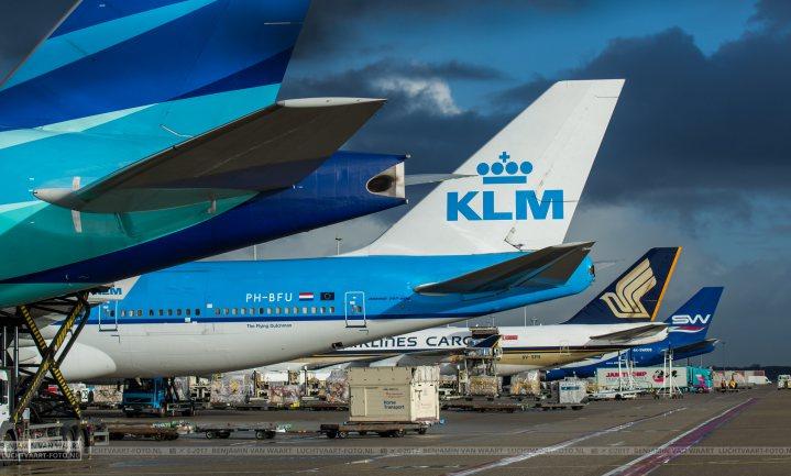 Wereldprimeur: KLM vliegt naar Madrid op (beetje) synthetische kerosine