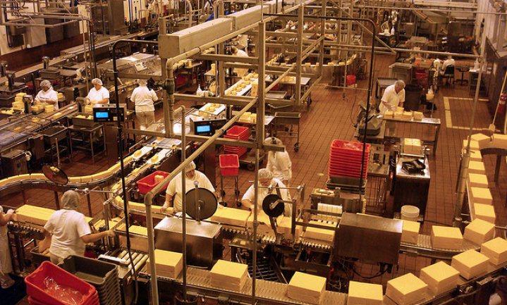 'Geen voedselzekerheid zonder industriële productie'