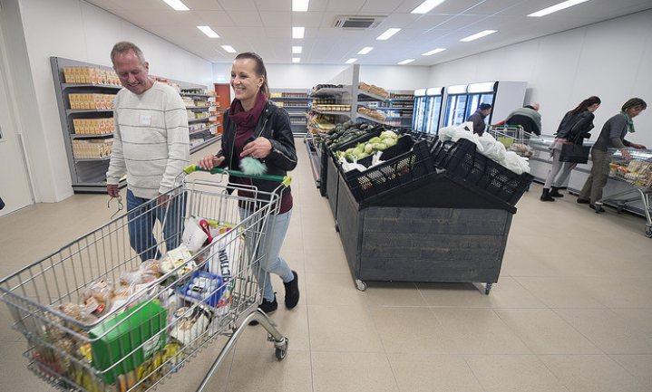 Voedselbanken moeten meer eten verwerven om ook ietsje minder armen te kunnen voorzien