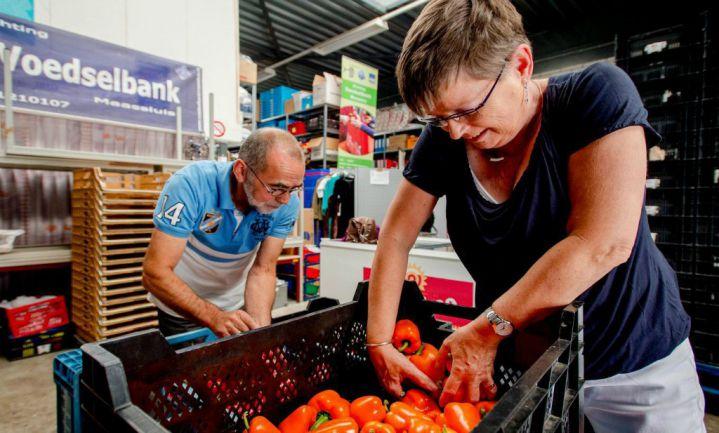 Voedselbanken willen meer klanten