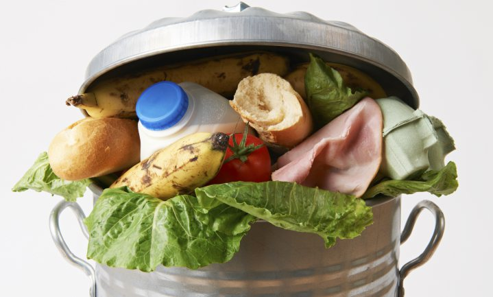 Amerikanen gooien dagelijks 150.000 ton voedsel weg