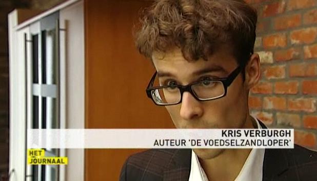 Universiteit Antwerpen: 'Voedselzandloper gevaarlijk'
