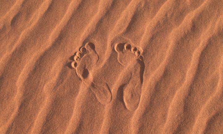De constructie van duurzaamheid (3): 'de mens zal verdwijnen als een zandportret aan zee'