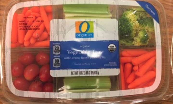 Honderden Amerikanen aan de diarree door verse groente