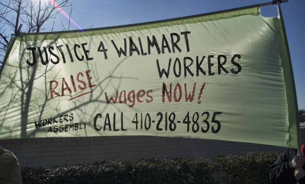'Salarisverhoging Walmart laat macht van politieke keuze zien'