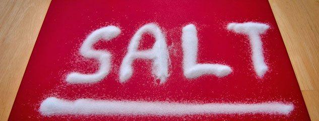 The war on Salt