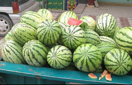 De dood van een meloenenboer