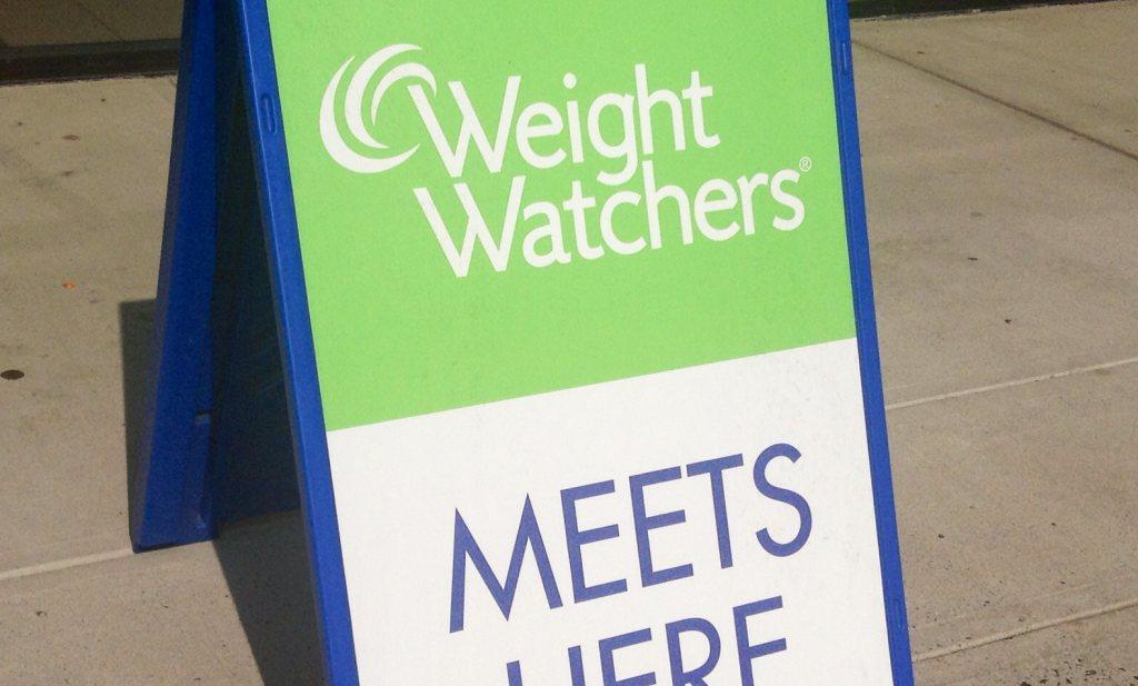 Weight Watchers leggen het af tegen de Apps
