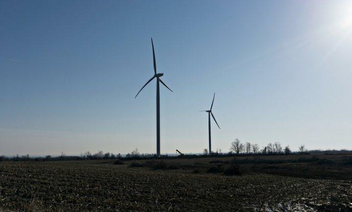 Windmolens verstoren het lokale klimaat nauwelijks