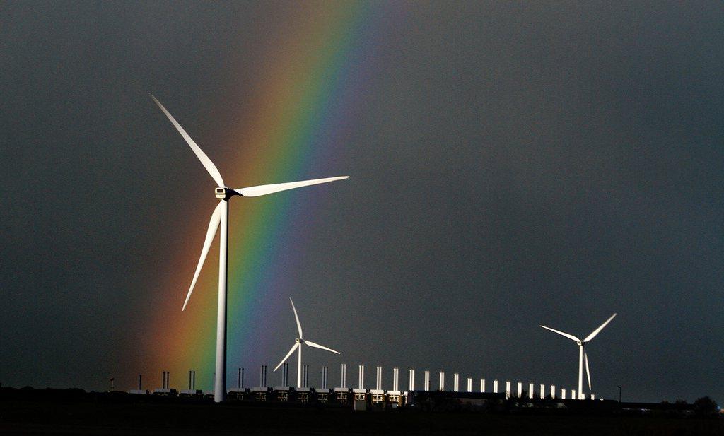 Urgenda vindt veel meer windmolens op land niet nodig