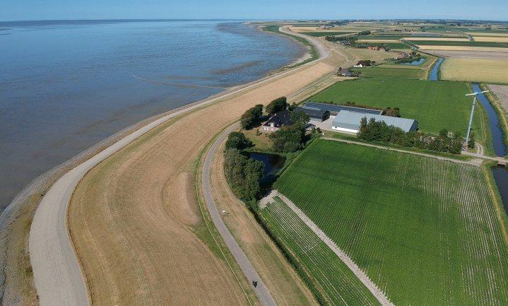 'Maak land voor woningen, natuur en landbouw in de Noordzee en verbeter de infrastructuur'