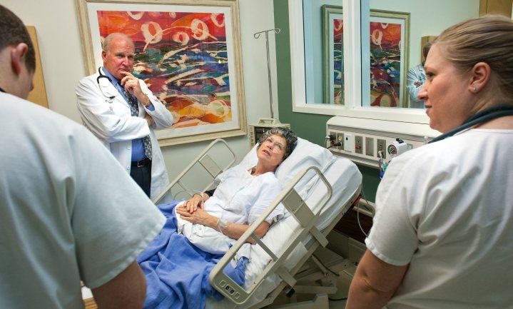 Radboud Universiteit wil fitte dokter rond het ziekenhuisbed