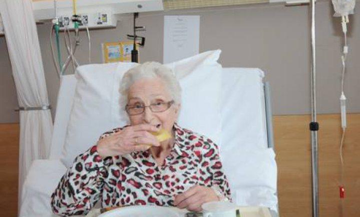 Het nieuwe ziekenhuiseten laat patiënt minder klagen