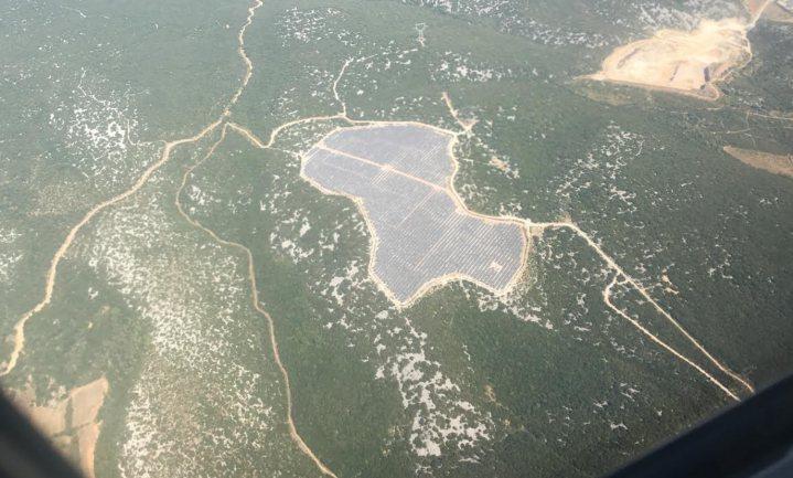 Franse landbouwminister wil dam tegen 'oprukkend beton'