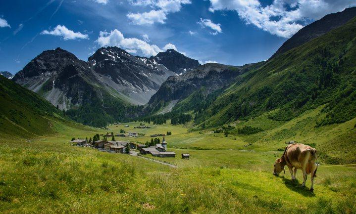 Microplastics komen ook hoog in de Zwitserse Alpen veelvuldig voor